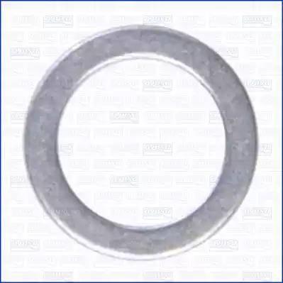 Ajusa 22007000 - Уплотнительное кольцо, резьбовая пробка маслосливного отверстия www.biturbo.by