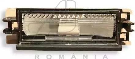 ASAM 30352 - Фонарь освещения номерного знака, прицепное оборудование www.biturbo.by