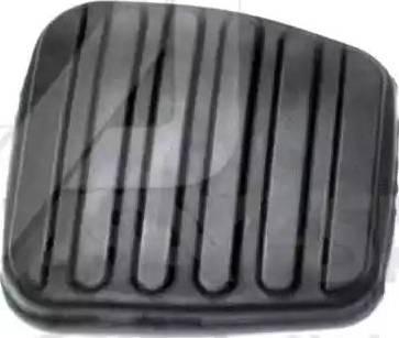 ASAM 30794 - Педальные накладка, педаль тормоз www.biturbo.by