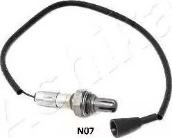 Ashika 43-N07 - Лямбда-зонд, датчик кислорода www.biturbo.by