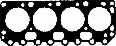 BGA CH0334 - Прокладка, головка цилиндра www.biturbo.by