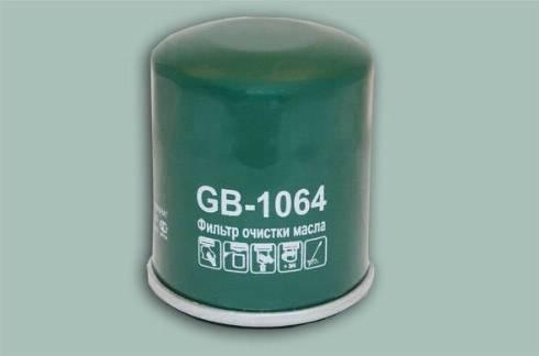 BIG Filter GB1064 - Масляный фильтр www.biturbo.by
