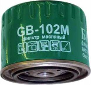 BIG Filter GB102M - Звуковой сигнал www.biturbo.by