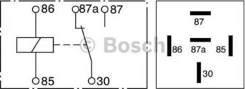 BOSCH 0 332 209 150 - Многофункциональное реле www.biturbo.by