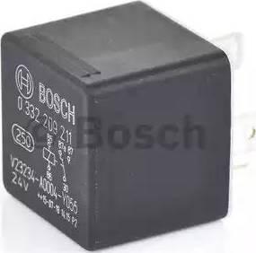 BOSCH 0332209211 - Многофункциональное реле www.biturbo.by