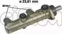 Cifam 202-237 - Главный тормозной цилиндр www.biturbo.by