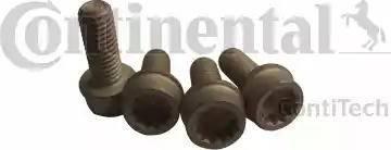 Contitech MS18 - Комплект болтов, ременный шкив - коленчатый вал www.biturbo.by