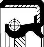 Corteco 19034991B - Уплотняющее кольцо вала, автоматическая коробка передач www.biturbo.by