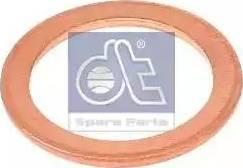 DT Spare Parts 9.01016 - Уплотнительное кольцо, резьбовая пробка маслосливного отверстия www.biturbo.by