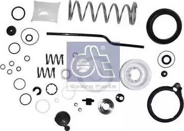 DT Spare Parts 4.90751 - Ремкомплект, усилитель привода сцепления www.biturbo.by