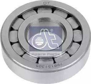 DT Spare Parts 4.61434 - Холостой ход, компрессор www.biturbo.by