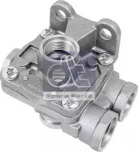 DT Spare Parts 4.62016 - Ускорительный клапан www.biturbo.by