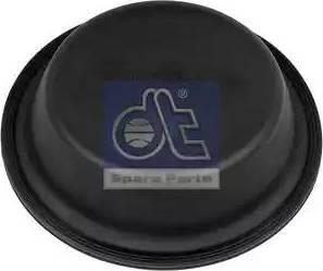 DT Spare Parts 4.80161 - Мембрана, цилиндр пружинного энерго-аккумулятора www.biturbo.by