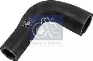 DT Spare Parts 4.81338 - Шланг радиатора www.biturbo.by