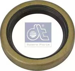 DT Spare Parts 4.20175 - Уплотняющее кольцо, дифференциал www.biturbo.by