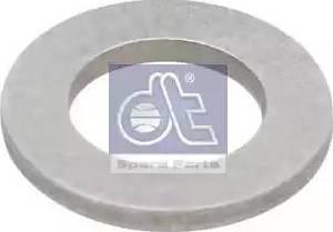 DT Spare Parts 6.33091 - Уплотнительное кольцо, резьбовая пробка маслосливного отверстия www.biturbo.by