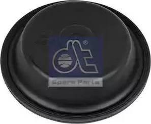 DT Spare Parts 1.18034 - Мембрана, цилиндр пружинного энерго-аккумулятора www.biturbo.by