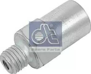 DT Spare Parts 2.12245 - Клапан, топливный насос www.biturbo.by