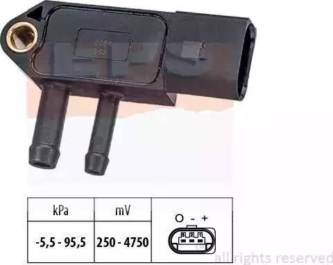 EPS 1993264 - Датчик, давление выхлопных газов www.biturbo.by