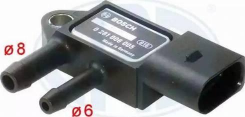 ERA 550711 - Датчик, давление выхлопных газов www.biturbo.by