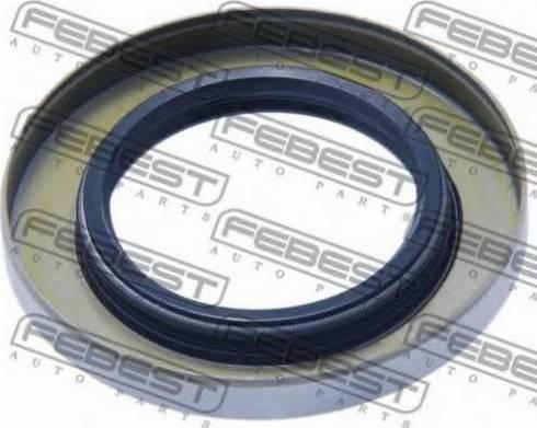 Febest 95GDY-38630808X - Уплотняющее кольцо, дифференциал www.biturbo.by