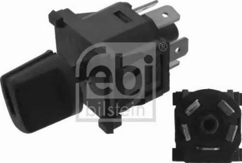 Febi Bilstein 45623 - Выключатель вентилятора, отопление / вентиляция www.biturbo.by