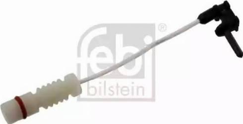 Febi Bilstein 01498 - Сигнализатор, износ тормозных колодок www.biturbo.by