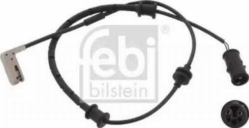Febi Bilstein 02918 - Сигнализатор, износ тормозных колодок www.biturbo.by