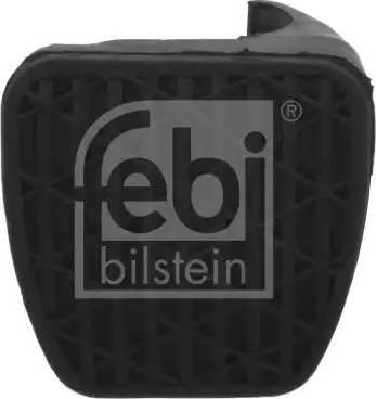 Febi Bilstein 07534 - Педальные накладка, педаль тормоз www.biturbo.by