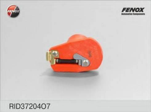 Fenox RID37204O7 - Бегунок распределителя зажигания www.biturbo.by