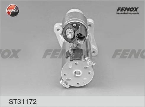 Fenox ST31172 - Стартер www.biturbo.by