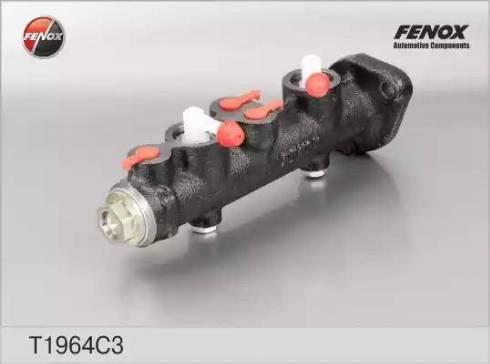 Fenox T1964C3 - Главный тормозной цилиндр www.biturbo.by