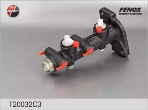 Fenox T20032C3 - Главный тормозной цилиндр www.biturbo.by