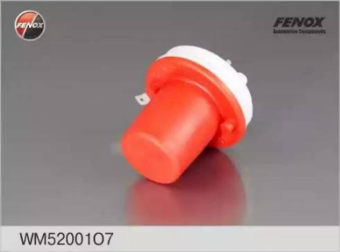 Fenox WM52001O7 - Водяной насос, система очистки окон www.biturbo.by