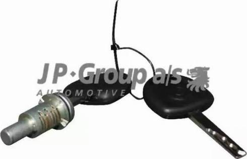 JP Group 1287500700 - Цилиндр замка www.biturbo.by