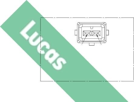 LUCAS SEB 161 - Датчик частоты вращения, автоматическая коробка передач www.biturbo.by