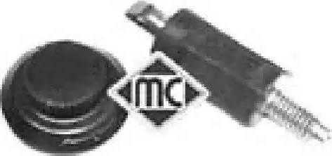 Metalcaucho 04479 - Кожух двигателя www.biturbo.by