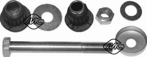 Metalcaucho 05014 - Ремкомплект, направляющий, маятниковый рычаг www.biturbo.by
