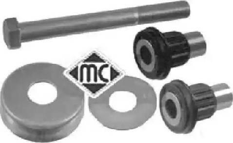 Metalcaucho 05015 - Ремкомплект, направляющий, маятниковый рычаг www.biturbo.by