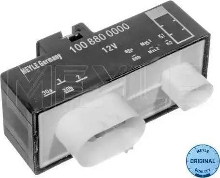 Meyle 100 880 0000 - Блок управления, эл. вентилятор (охлаждение двигателя) www.biturbo.by
