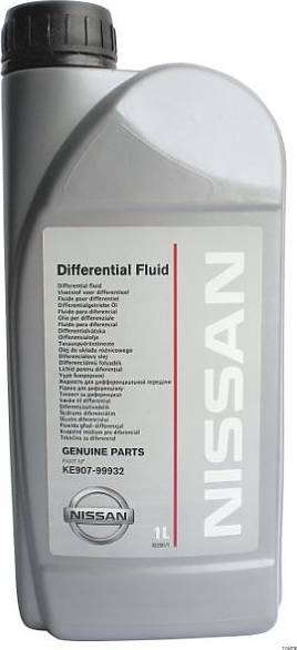 NISSAN KE90799932R - Масло, вспомогательный привод www.biturbo.by