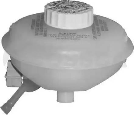 OSSCA 00477 - Компенсационный бак, тормозная жидкость www.biturbo.by