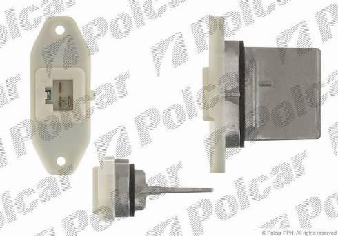 Polcar 2761KST-1 - Элементы управления, отопление / вентиляция www.biturbo.by