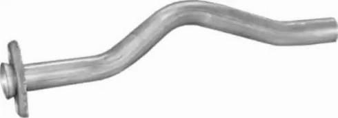 POLMO 17.474 - Труба выхлопного газа www.biturbo.by