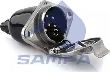 Sampa 095.015 - Адаптер, розетка www.biturbo.by