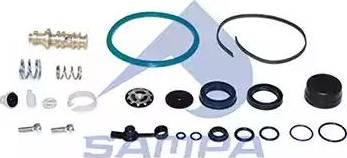 Sampa 095.872 - Ремкомплект, усилитель привода сцепления www.biturbo.by