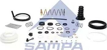 Sampa 096.572 - Ремкомплект, усилитель привода сцепления www.biturbo.by