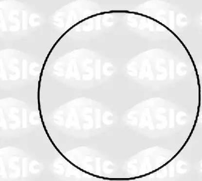 Sasic 1120780 - Комплект прокладок, гильза цилиндра www.biturbo.by