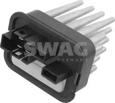 Swag 40927495 - Блок управления, кондиционер www.biturbo.by