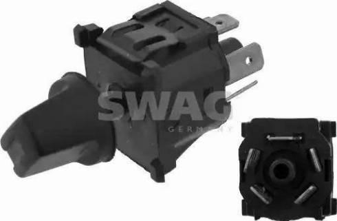 Swag 30914078 - Выключатель вентилятора, отопление / вентиляция www.biturbo.by